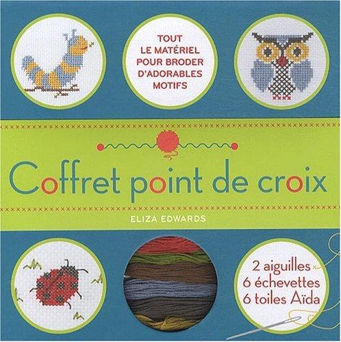 COFFRET POINT DE CROIX