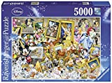 Mickey Mouse-174324 Puzzle, (Ravensburger 17432)