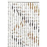 Cortina de tallos de maíz «Shanghái» (natural), 100×200cm Brema 106