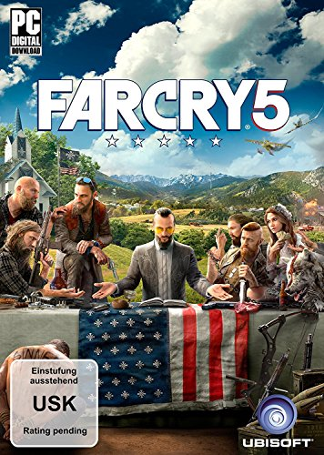 Far Cry 5 [AT PEGI] - Standard  Edition - [PC]