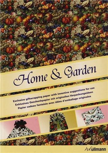 Home & Garden: Exklusives Geschenkpapier mit originellen Verpackungsideen
