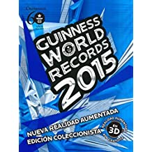 Guinness World Records 2015 (Spanish Edition) by Guinness World Records (2014) Hardcover