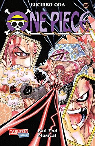 One Piece, Bd.89