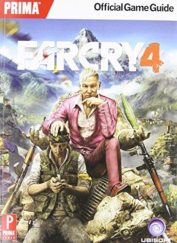 Preisvergleich Produktbild Far Cry 4: Prima Official Game Guide