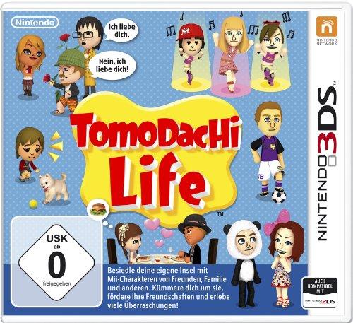 Tomodachi Life – [Nintendo 3DS]