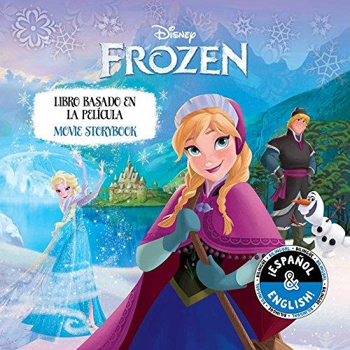 Disney Frozen: Movie Storybook/Libro Basado Película