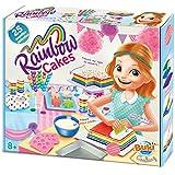 Buki - 7070 - Jeu D'imitation - Cuisine - Rainbow Cakes
