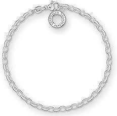 Thomas Sabo X0163 Charm Armband Silber