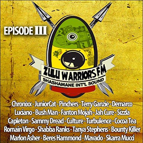 Warrior (Shashamane Dubplate)