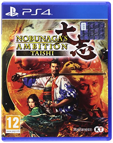 Nobunaga's Ambition: Taishi - PlayStation 4