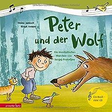 Peter und der Wolf (Mein erstes Musikbilderbuch mit CD)