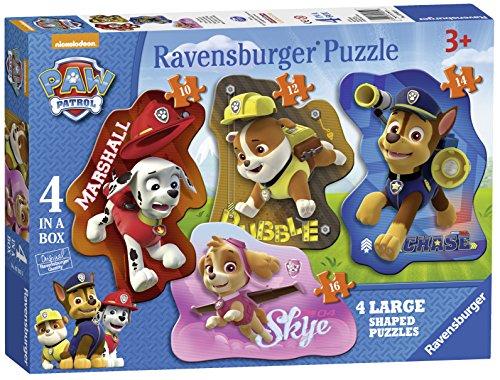 Paw Patrol - Puzzle de suelo, 24 piezas (Ravensburger 7032)