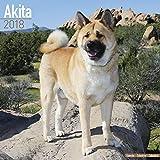 Akita Calendar 2018