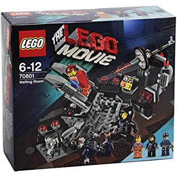 The LEGO Movie 70801: Melting Room: Amazon.co.uk: Toys & Games
