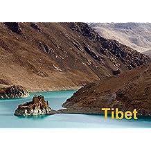Tibet (Posterbuch DIN A2 quer): Weites Land (Posterbuch, 14 Seiten) (CALVENDO Orte) [Taschenbuch] [Sep 20, 2013] ledieS, Katja