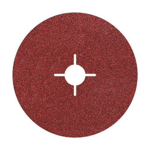 Preisvergleich Produktbild Wolfcraft Fiber Schleif-Scheibe K 24 115mm