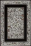 Teppich Funky 7280 Leo Leo 80cm x 150cm 100% Polypropylen