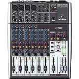 Behringer Xenyx 1204USB Mixer (12-Kanal, USB Audio)
