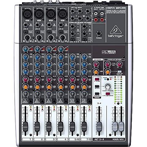 Behringer 1204USB Mixer