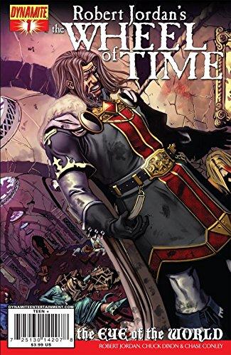 Robert Jordan's Wheel of Time: Eye of the World #1 (Robert Jordan's Wheel of Time:The Eye of the World) (English Edition)