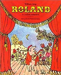 Roland, le cochon ménestrel