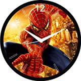 PAVIKA CREATOINS Spider-Man Wall Clock