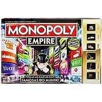 Hasbro Gaming–Monopoly, Game Table, Design Empire