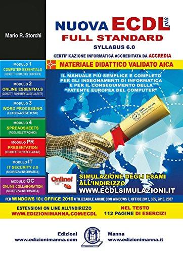 Nuova ECDL più (ICDL) full standard Syllabus
