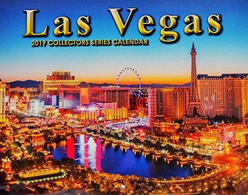 Calendario 2019las Vegas-Collectors Series (13mesi-Jan 2019to Jan 2020)