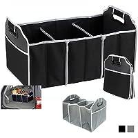 VIRZA TRADE car Boot Organizer,Trunk Organizer Collapsible Folding Caddy Car Truck Auto Storage Bin Bag