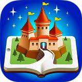 Kids Corner: fairy tales, children stories and cartoon-book games