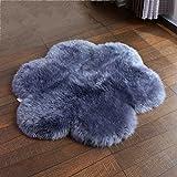 KELE Plumón manta sala de estar sofá cama dormitorio frente alfombra pasillo -C diámetro100cm(39inch)