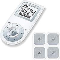 Sanitas SEM 43 digitales EMS/TENS Reizstromgerät zur Schmerzlinderung, Muskelstimulation und Entspannung