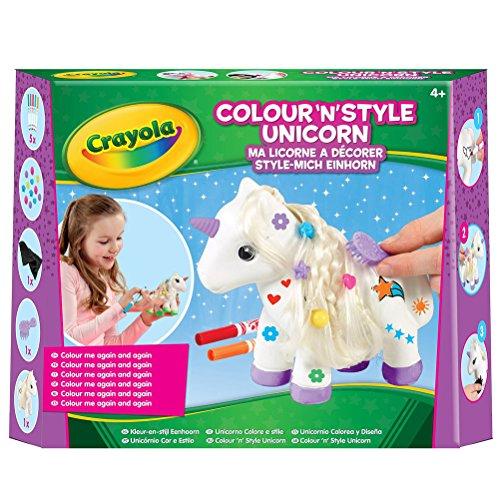 Crayola 93020 - Style mich Einhorn