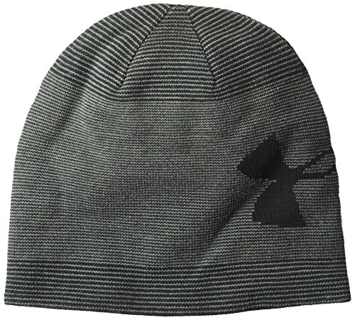 Under Armour Men's Billboard Beanie 2.0 Gorra, Mujer, Negro, Talla Única