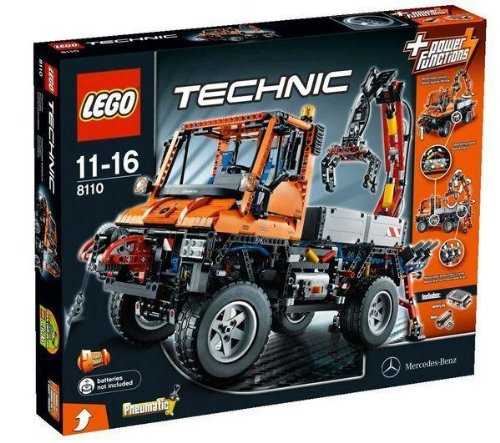 Technic-Unimog-400-Technic-Power-Functions-set-8293