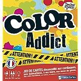 France Cartes - Jeu de Société - Color Addict