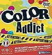 France Cartes - 410400 - Jeu de Soci�t� - Color Addict