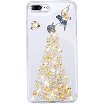 Nadoli Transparent Coque pour (iPhone 8 +)   iPhone 7 Plus 5.5 ... 5be73fab438