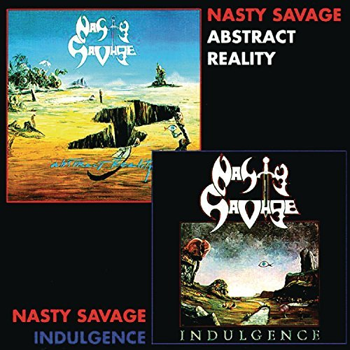 Indulgence / Abstract Reality by Nasty Savage (1994-05-24)