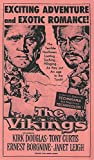 The Vikings [VHS] [Import allemand]