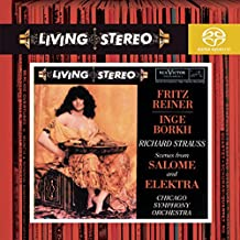 Livingstereo: Scenes from Elektra and Salome