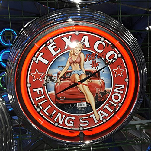 zeropoint-shop-neon-clock-pin-up-texaco-filling-station-2-gross-neon-red-workshop-wall-clock-neon