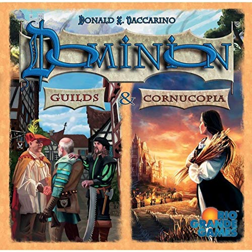 Dominion - Cornucopia and Guilds
