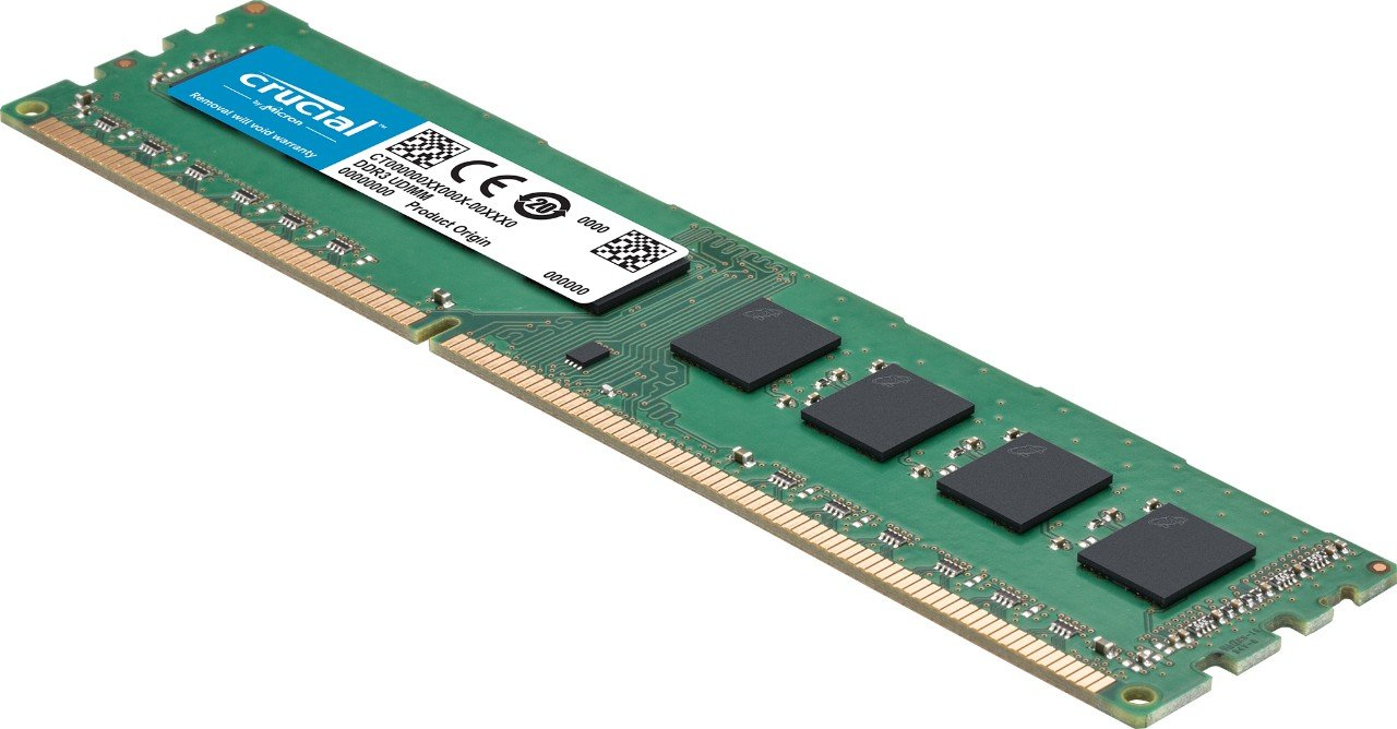Crucial-CT102464BD160B-8-GB-DDR3L-1600-MTs-PC3L-12800-DIMM-240-Pin-Memory