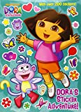 Dora's Sticker Adventure! (Dora the Explorer (Golden))