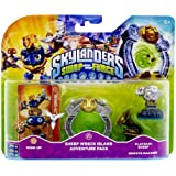 Skylanders Swap Force - Adventure Pack (Wind-Up, Sheep Wreck Island, Sheep, Groove Machine)