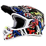 O'Neal 3Series Rancid Motocross MX Helm Multi Enduro Trail Quad