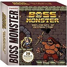 Boss Monster Implements of Destruction - English