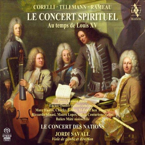 Telemann : Overture & Suite In D Major For Viola Da Gamba & Strings TWV 55:D6 - V. Bourrée
